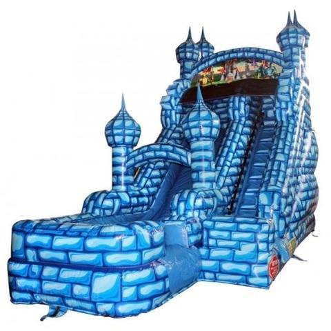 Fancy Inflatable Castle Waterslide Rentals in Massachusetts