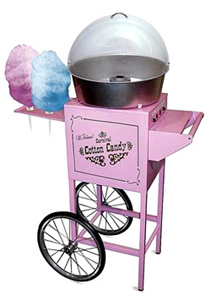 MASS Cotton Candy Machine Rentals