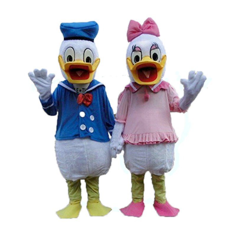 Authentic Donald Duck Halloween Costume Rentals in Worcester/Boston MA