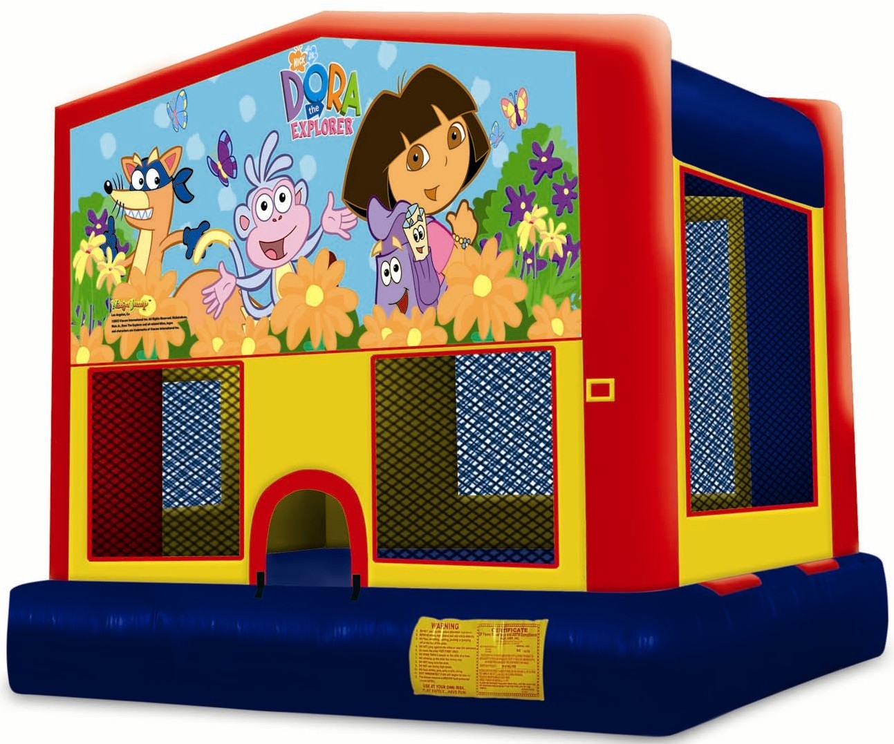 Dora Bounce House Rentals and Party Supplies