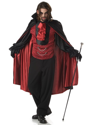 High Quality Vampire (Dracula) Halloween Costume Rentals in Worcester MA & Leominster/Fitchburg MA