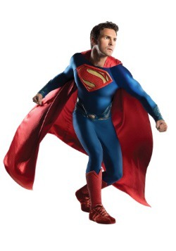 Authentic Superman Costume Rentals in Worcester MA & Shrewsbury MA