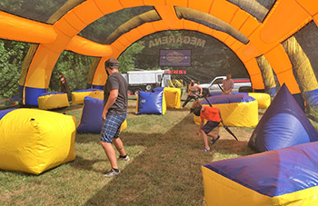 Nuthin But Fun is the best party rental company in Berlin Massachusetts with moonwalk rentals, bounce houses, obstacle courses and party games.