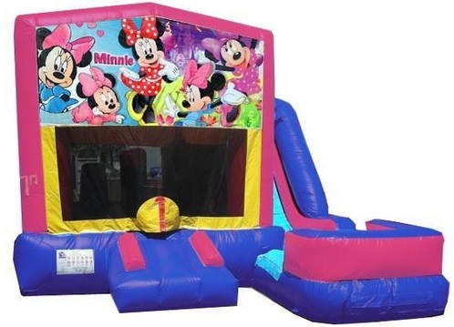 Minnie Mouse Bounce House/Water Slide Rentals in Massachusetts