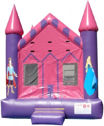 Disney Princess Moonwalk Rentals & Water Slide Rentals in Massachusetts.
