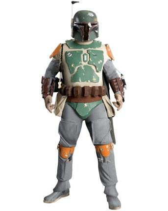 Authentic Boba Fett Costume Rental in Worcester MA & Boylston MA