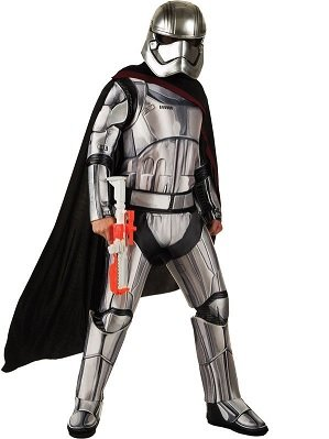 Star Wars Captain Fasma Halloween Costume Rentals in Worcester MA & Northborough MA