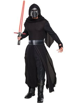 Authentic Kylo Ren Halloween Costume Rentals in Worcester MA & Southborough MA