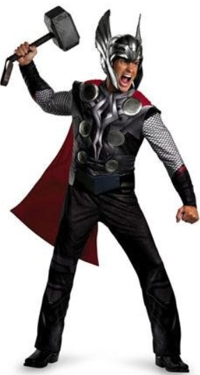 Avengers Thor Costume Rentals in Worcester MA & Grafton MA