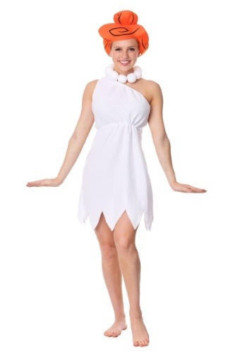 Wilma Flintstone Halloween Costsume Rentals in Worcester MA